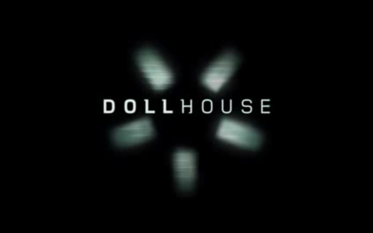 Dollhouse Bed Logo